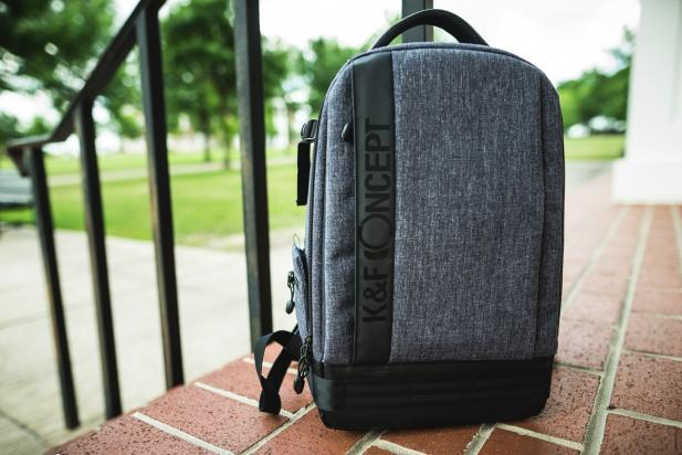 Field-Testing the K&F Concept Large Camera Backpack