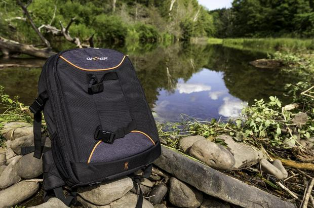 Reviews OF The K&F Concept's Explorer Backpack Travel Bag