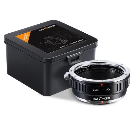 Canon EOS to Fuji X Mount Adapter