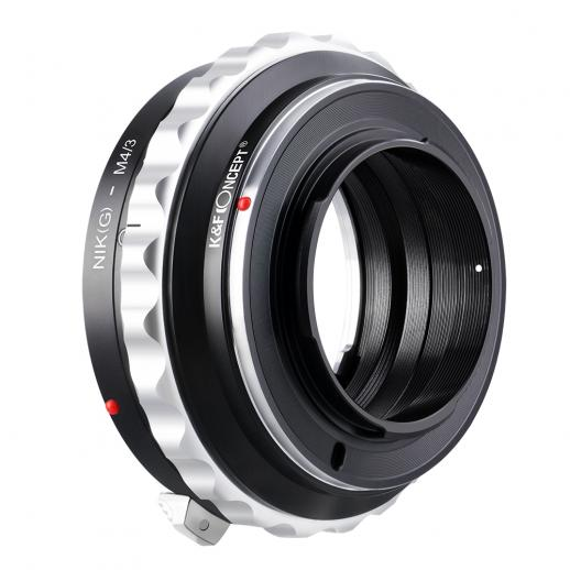 Nikon G To Micro Four Thirds M4 3 Mount Adapter K Amp F
