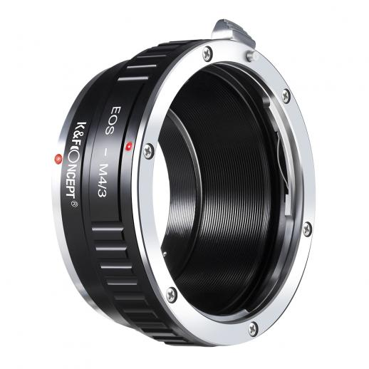Canon EOS to Micro Four Thirds (M4/3) Mount Adapter