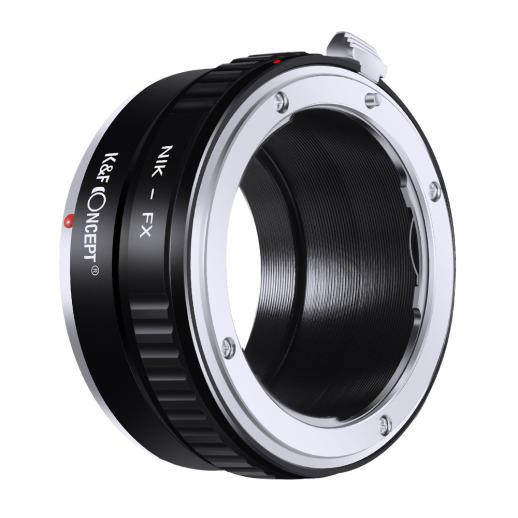 Nikon to Fuji X Mount Adapter