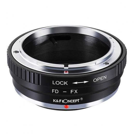 Canon FD to Fuji X Mount Adapter