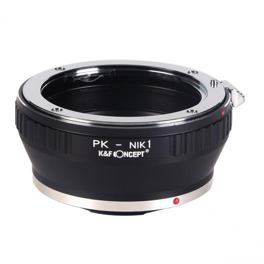 Pentax Pk To Nikon 1 Mount Adapter K Amp F Concept