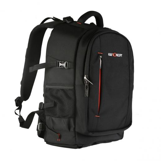Multifunctional Large Camera Backpack Waterproof 18.5*13.0*7.1 inches