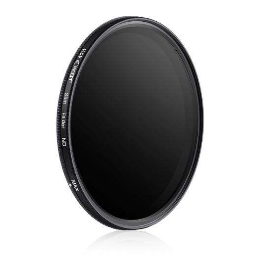 46mm Variable ND Filter ND2 to ND400 + Cleaning Cloth