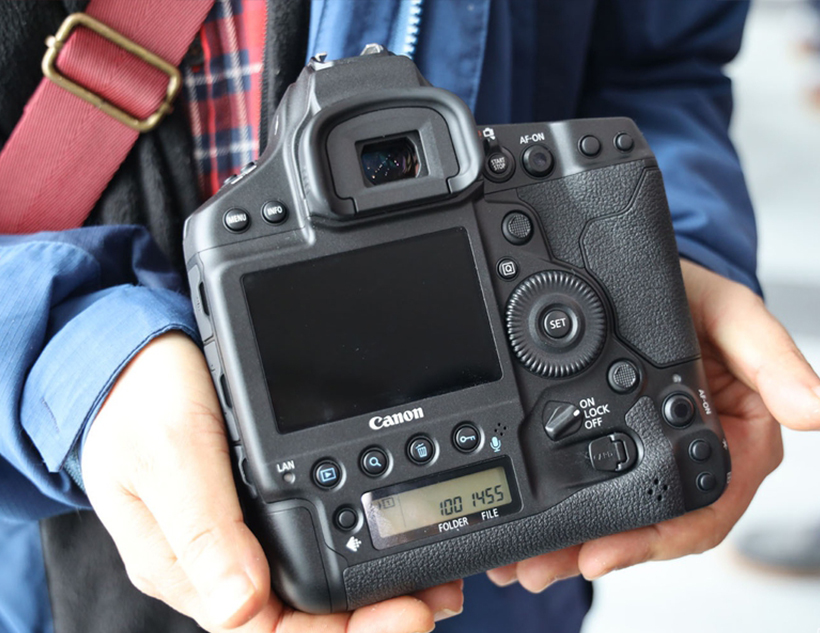 Canon 1DX Mark III review