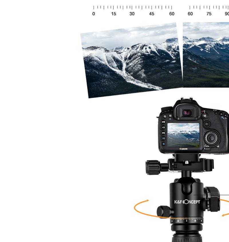 360° Panoramic Shooting